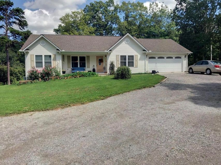 Single Family Home for Sale at 1229 Franklin Loop Clarkrange, Tennessee 38553 United States