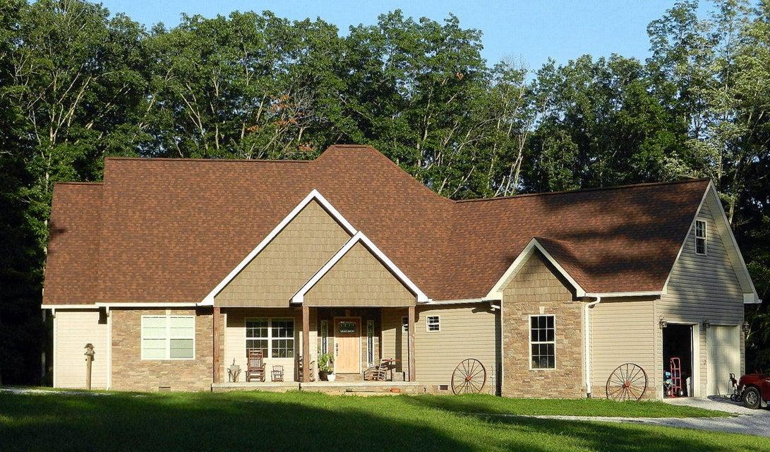 Maison unifamiliale pour l Vente à 178 Woods Hill Drive 178 Woods Hill Drive Helenwood, Tennessee 37755 États-Unis