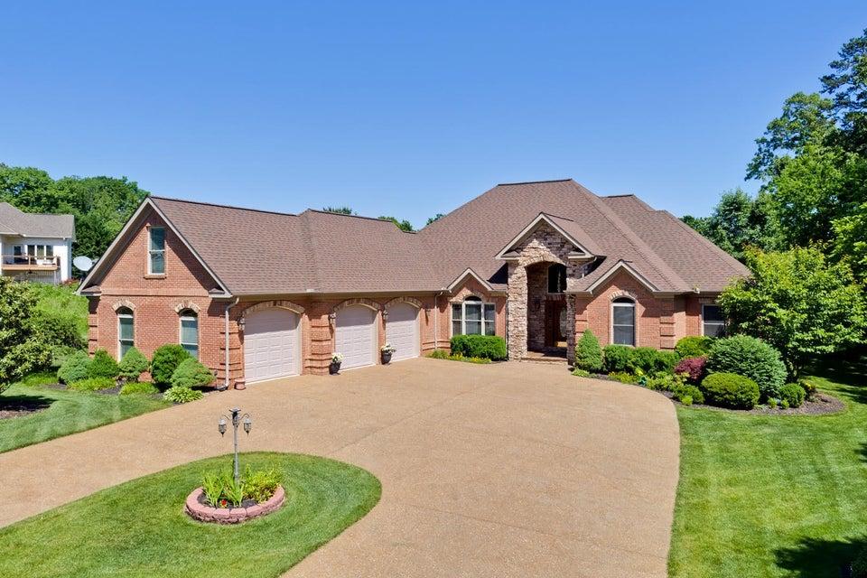 Частный односемейный дом для того Продажа на 226 Chickasaw Lane Loudon, Теннесси 37774 Соединенные Штаты
