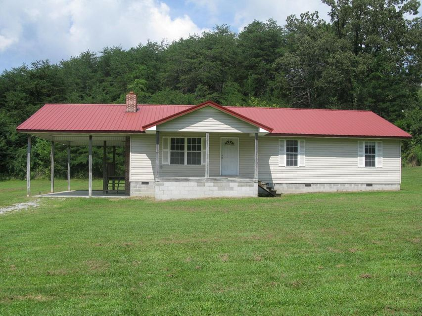 Single Family Home for Sale at 125 White Hall Street 125 White Hall Street Crab Orchard, Tennessee 37723 United States