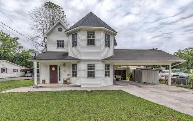 Casa Unifamiliar por un Venta en 212 Railroad Avenue Rocky Top, Tennessee 37769 Estados Unidos