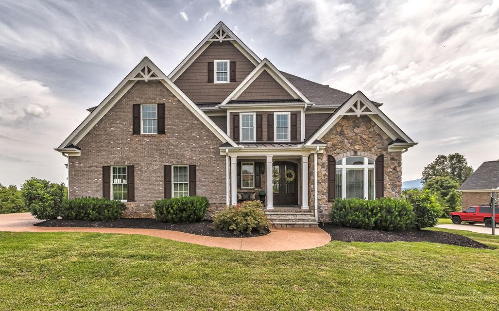 Maison unifamiliale pour l Vente à 922 Charleston Park Drive 922 Charleston Park Drive Seymour, Tennessee 37865 États-Unis