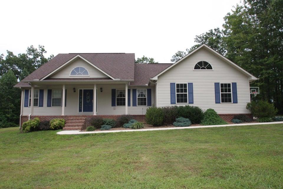 独户住宅 为 销售 在 391 Cumberland Mountain Circle Sunbright, 田纳西州 37872 美国
