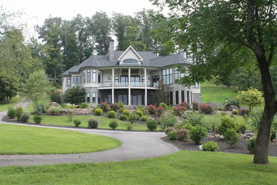 Maison unifamiliale pour l Vente à 374 Bluff Trace Jacksboro, Tennessee 37757 États-Unis