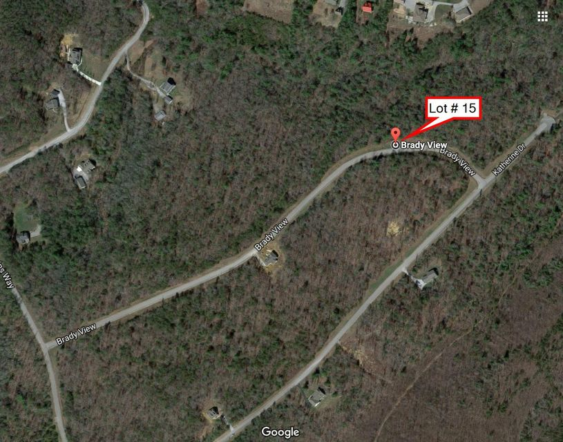 Land for Sale at Lot # 15 Brady View Drive Lot # 15 Brady View Drive Crossville, Tennessee 38555 United States