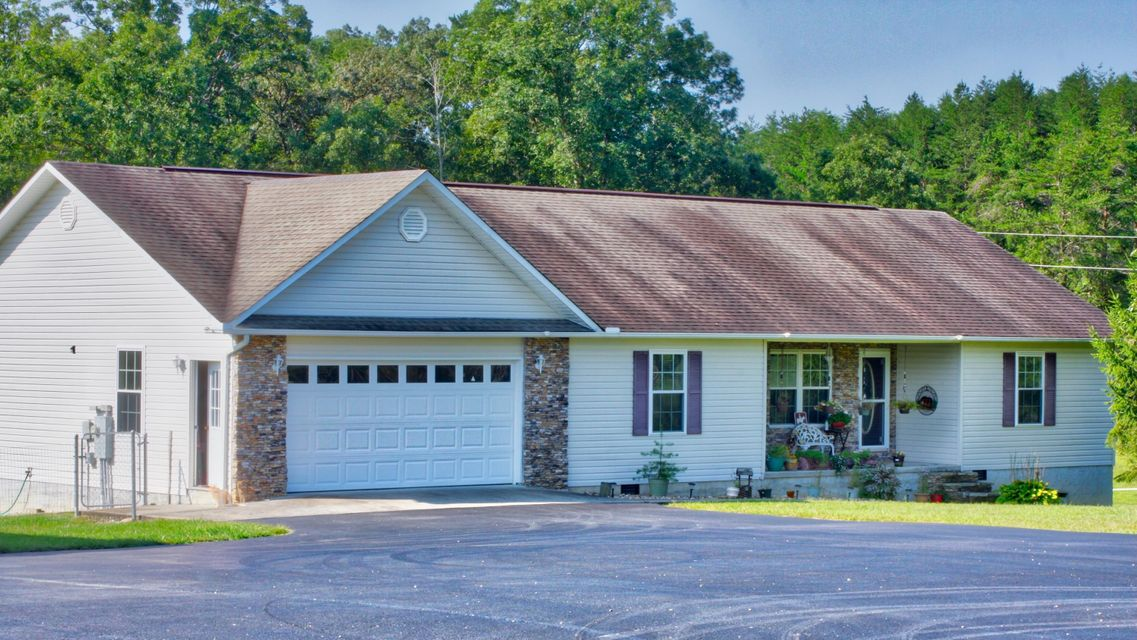 Single Family Home for Sale at 188 Cook Road Clarkrange, Tennessee 38553 United States
