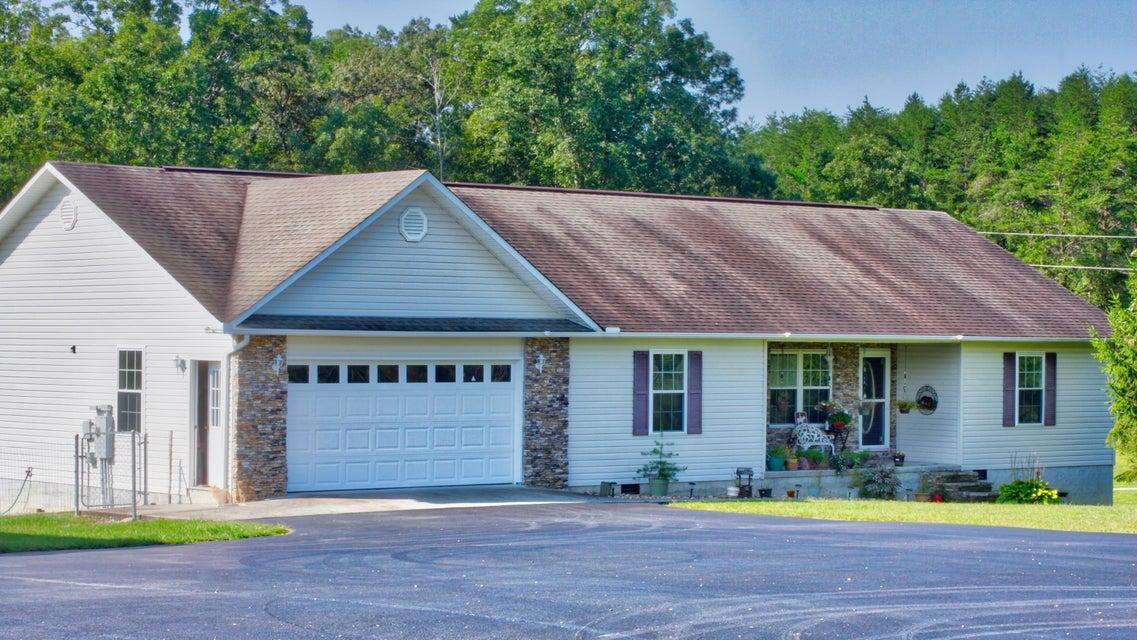 Частный односемейный дом для того Продажа на 188 Cook Road 188 Cook Road Clarkrange, Теннесси 38553 Соединенные Штаты