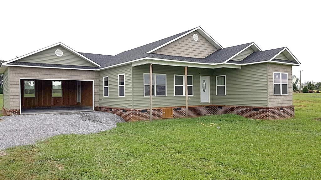 Single Family Home for Sale at 2560 Highway 11 South 2560 Highway 11 South Niota, Tennessee 37826 United States