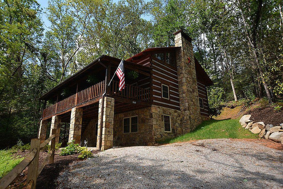 Single Family Home for Sale at 1860 Hidden Hills Road 1860 Hidden Hills Road Gatlinburg, Tennessee 37738 United States