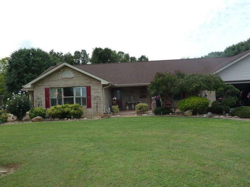 Частный односемейный дом для того Продажа на 1864 Big Buck Lane 1864 Big Buck Lane Sevierville, Теннесси 37876 Соединенные Штаты