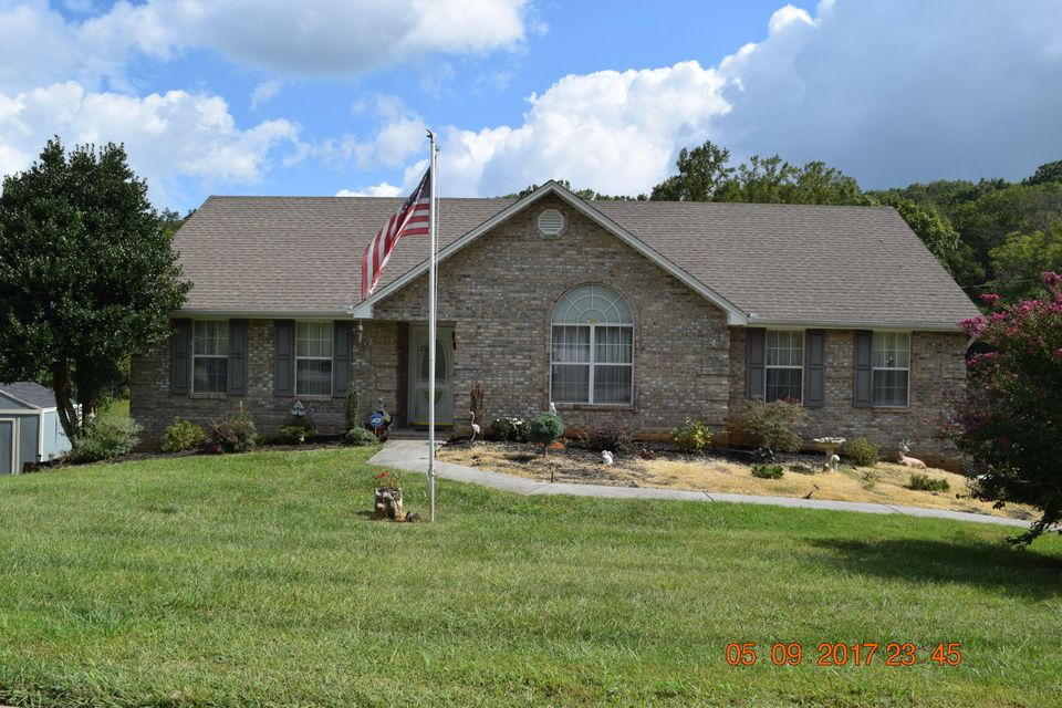 Single Family Home for Sale at 8136 W Pointe Drive 8136 W Pointe Drive Talbott, Tennessee 37877 United States