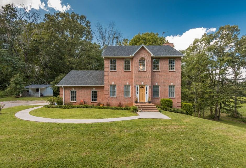 Частный односемейный дом для того Продажа на 970 Cave Creek Road 970 Cave Creek Road Loudon, Теннесси 37774 Соединенные Штаты