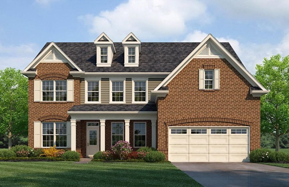 独户住宅 为 销售 在 Lot 5 Capricorn Lane Lot 5 Capricorn Lane 诺克斯维尔, 田纳西州 37922 美国
