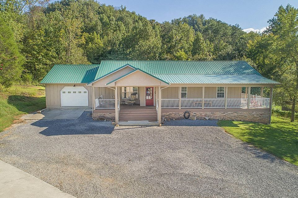 Single Family Home for Sale at 2090 Fairview Road 2090 Fairview Road Tellico Plains, Tennessee 37385 United States