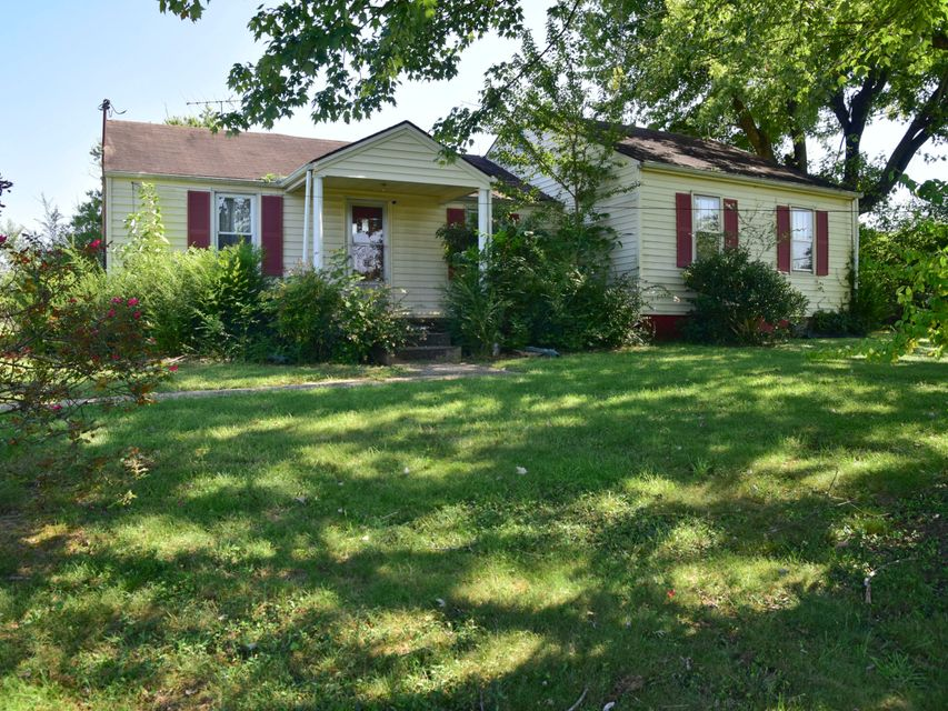 Single Family Home for Sale at 2197 Asheville Highway 2197 Asheville Highway Greeneville, Tennessee 37743 United States