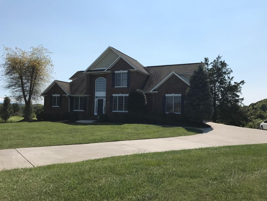 Single Family Home for Sale at 842 Berkeley Drive 842 Berkeley Drive Morristown, Tennessee 37814 United States