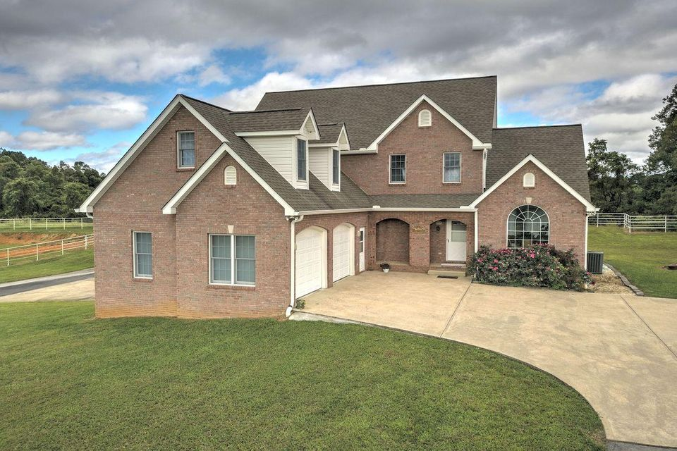 Single Family Home for Sale at 510 Rodgers Oakdale Road 510 Rodgers Oakdale Road Blountville, Tennessee 37617 United States