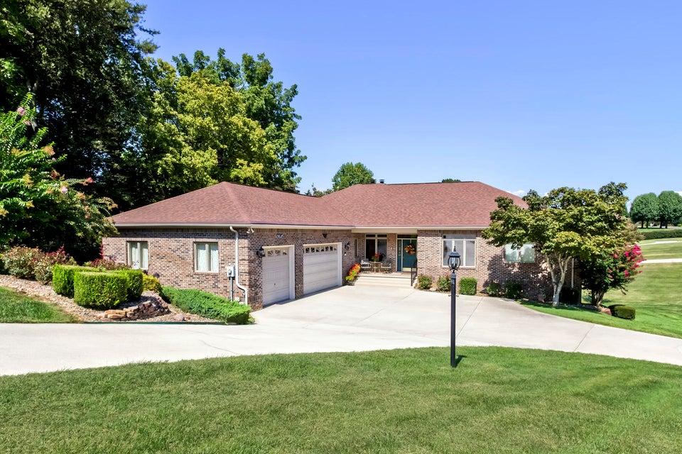 Частный односемейный дом для того Продажа на 121 Oostagala Drive Loudon, Теннесси 37774 Соединенные Штаты