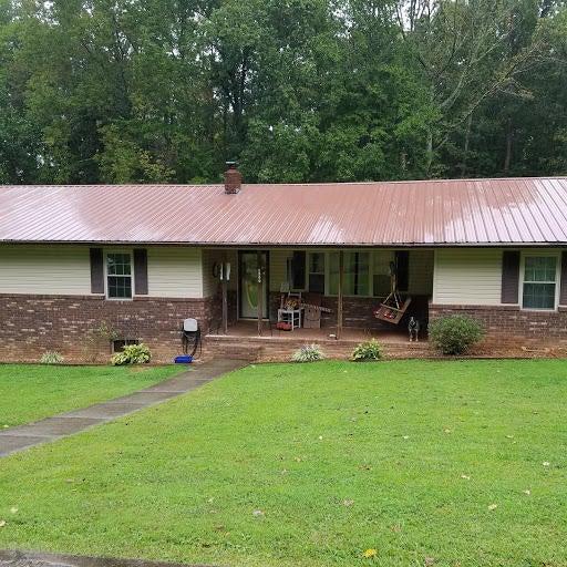 Частный односемейный дом для того Продажа на 2500 Riverton Road 2500 Riverton Road Jamestown, Теннесси 38556 Соединенные Штаты