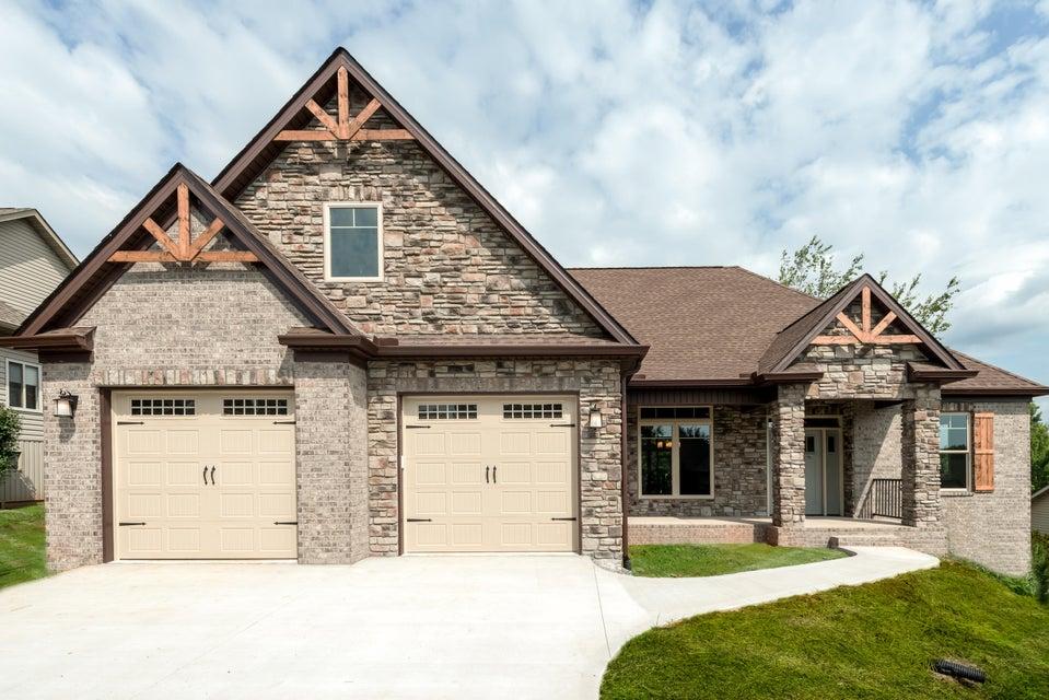 Частный односемейный дом для того Продажа на 152 Chahyga Way Loudon, Теннесси 37774 Соединенные Штаты
