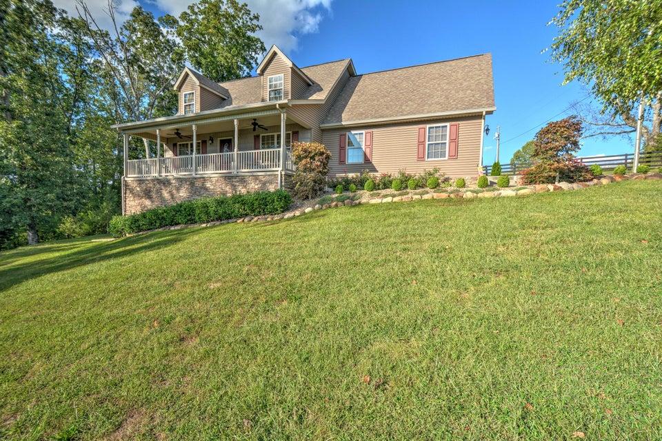 Частный односемейный дом для того Продажа на 519 Simpson Lane 519 Simpson Lane Bean Station, Теннесси 37708 Соединенные Штаты