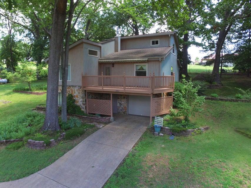Частный односемейный дом для того Продажа на 822 Harrell Park Road 822 Harrell Park Road Bean Station, Теннесси 37708 Соединенные Штаты