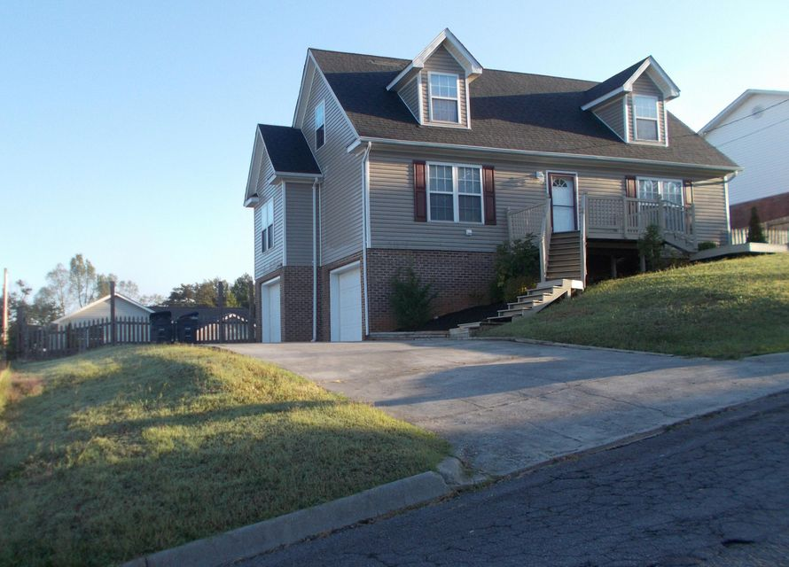 Single Family Home for Sale at 1128 Faye Street 1128 Faye Street Kingsport, Tennessee 37660 United States