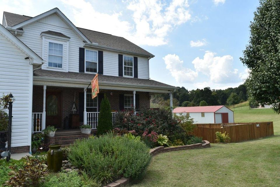 Single Family Home for Sale at 831 Forgety Road 831 Forgety Road Jefferson City, Tennessee 37760 United States
