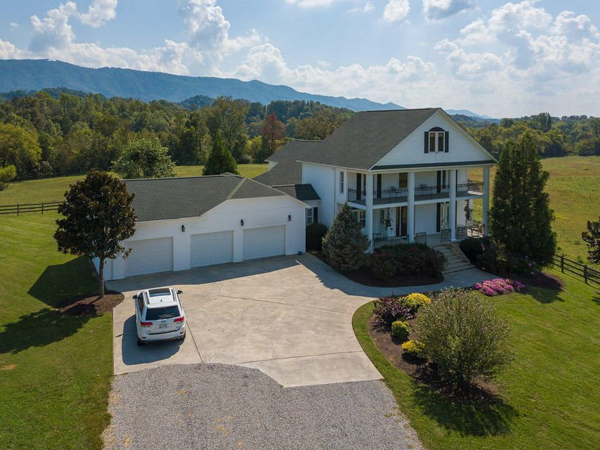 Single Family Home for Sale at 1531 Ellejoy Road 1531 Ellejoy Road Seymour, Tennessee 37865 United States