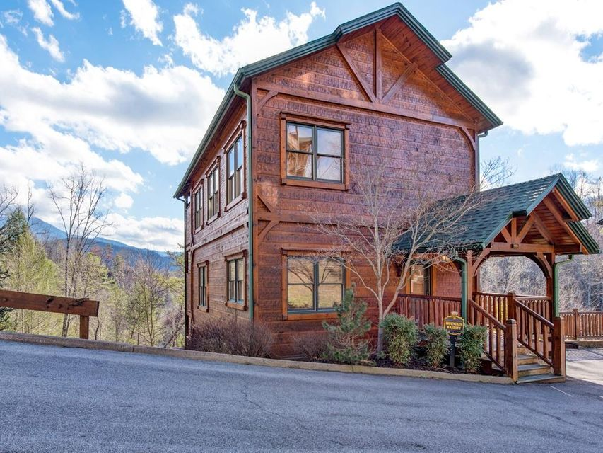 Single Family Home for Sale at 808 Great Smoky Way 808 Great Smoky Way Gatlinburg, Tennessee 37738 United States