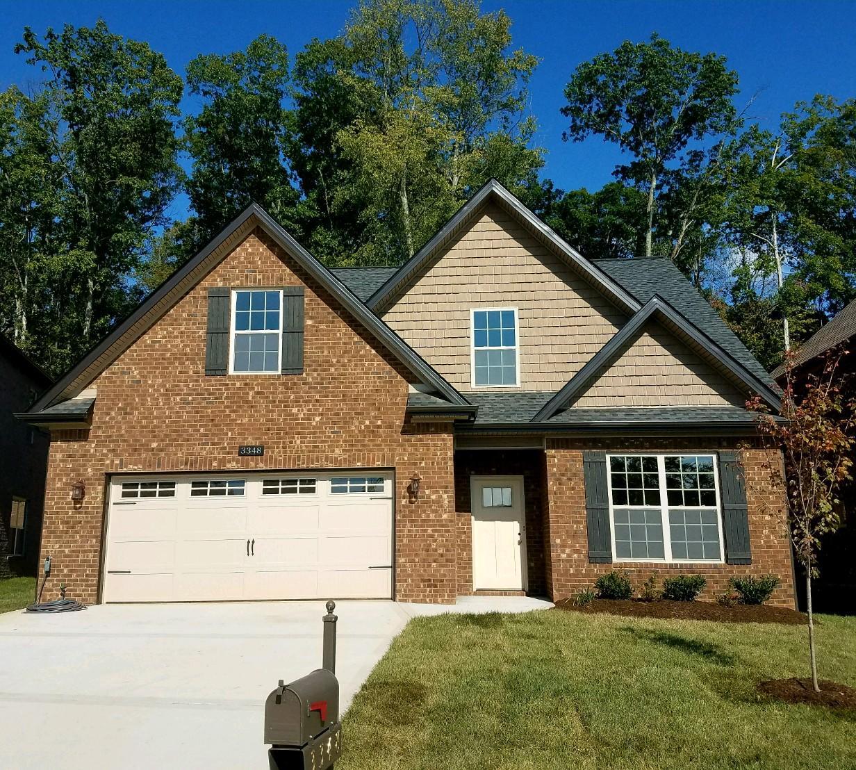 Maison unifamiliale pour l Vente à 3348 Beaver Glade Lane 3348 Beaver Glade Lane Knoxville, Tennessee 37931 États-Unis