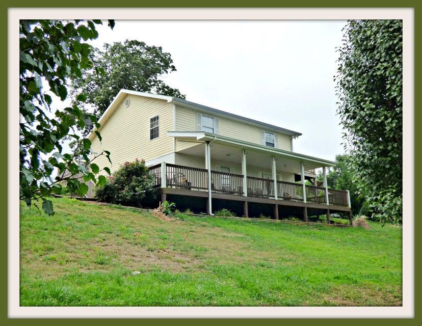 Maison unifamiliale pour l Vente à 206 Sequoyah Tr 206 Sequoyah Tr Rutledge, Tennessee 37861 États-Unis