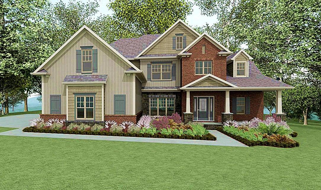 Частный односемейный дом для того Продажа на 603 Broadberry Avenue 603 Broadberry Avenue Oak Ridge, Теннесси 37830 Соединенные Штаты