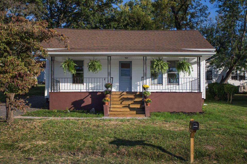 Single Family Home for Sale at 120 W Columbia Avenue 120 W Columbia Avenue Knoxville, Tennessee 37917 United States