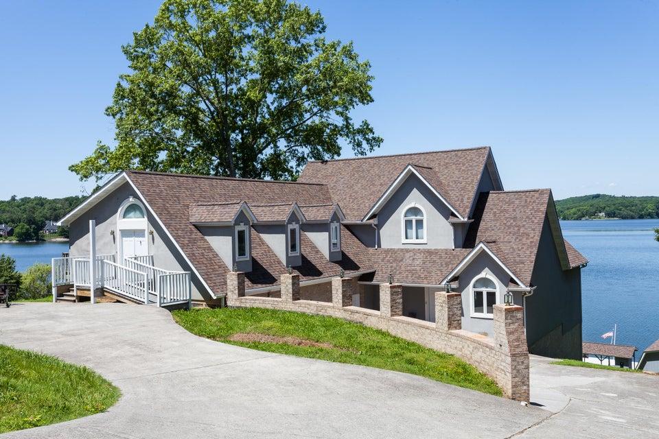 Частный односемейный дом для того Продажа на 1142 Chula Vista Drive 1142 Chula Vista Drive Friendsville, Теннесси 37737 Соединенные Штаты