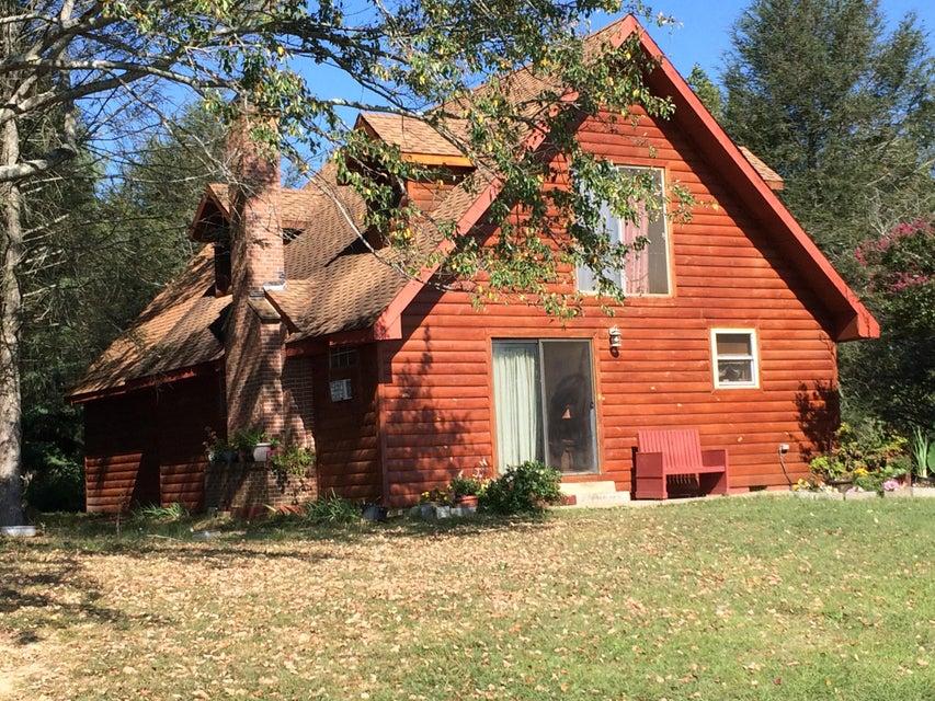 Maison unifamiliale pour l Vente à 345 Hugh Cameron Road 345 Hugh Cameron Road Rutledge, Tennessee 37861 États-Unis