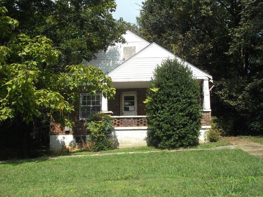 Maison unifamiliale pour l Vente à 104 Walker Street 104 Walker Street McMinnville, Tennessee 37110 États-Unis
