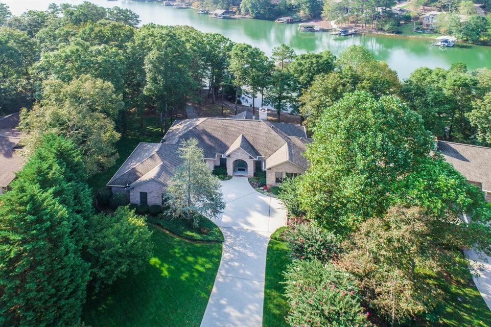 Maison unifamiliale pour l Vente à 204 Tanasi Place 204 Tanasi Place Loudon, Tennessee 37774 États-Unis