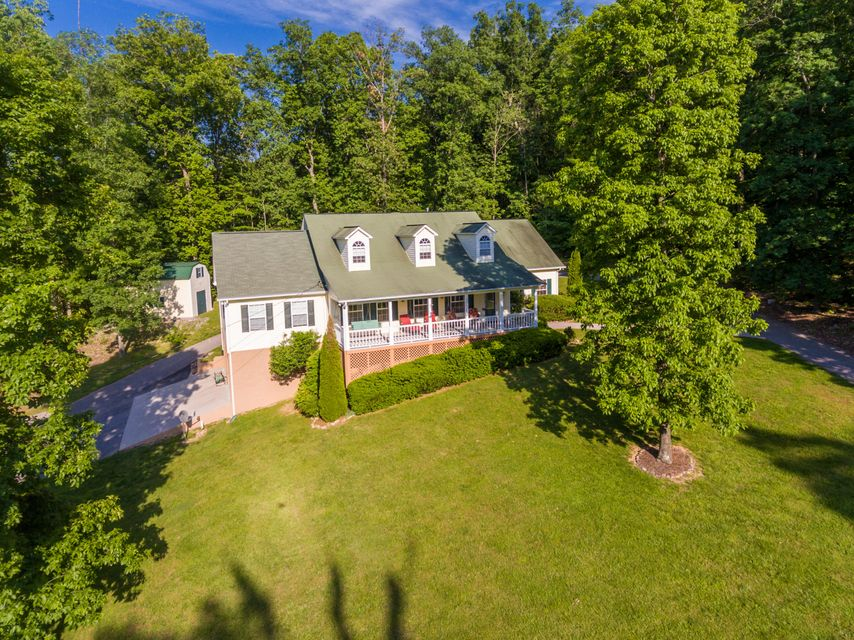 Single Family Home for Sale at 245 Rocky Top Road 245 Rocky Top Road Luttrell, Tennessee 37779 United States