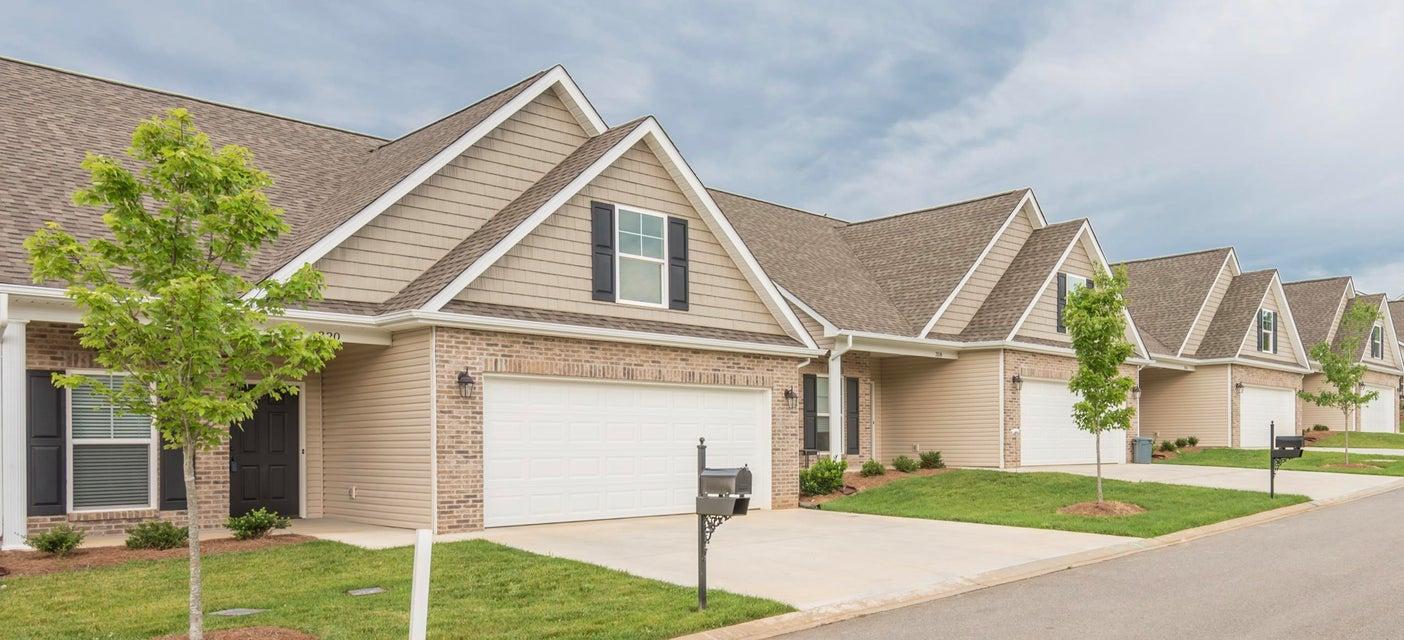 共管式独立产权公寓 为 销售 在 347 Franklin Way 347 Franklin Way 西摩, 田纳西州 37865 美国
