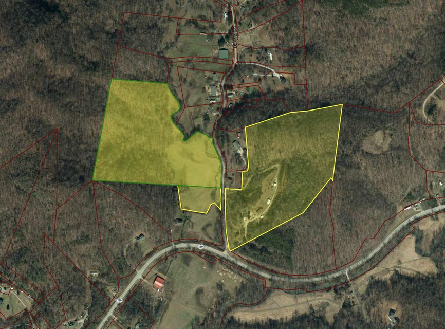 Land for Sale at 599,7/603 Half Moon Road 599,7/603 Half Moon Road Oliver Springs, Tennessee 37840 United States