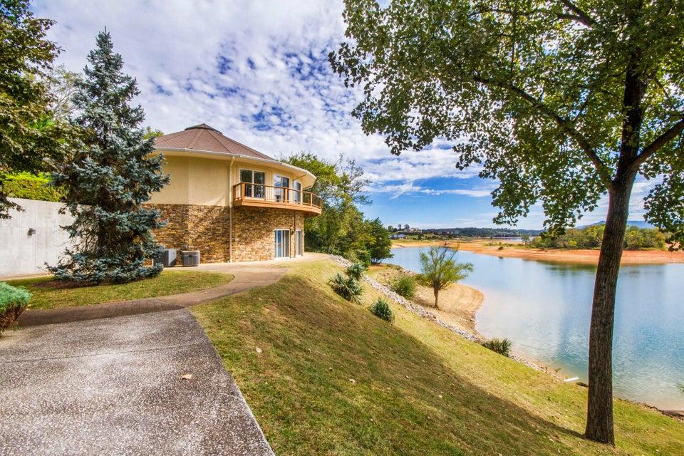 Maison unifamiliale pour l Vente à 432 Trotline Road 432 Trotline Road Dandridge, Tennessee 37725 États-Unis