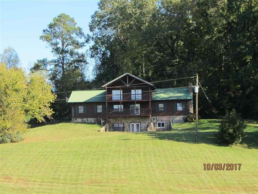 Частный односемейный дом для того Продажа на 154 Moates Drive 154 Moates Drive Calhoun, Теннесси 37309 Соединенные Штаты