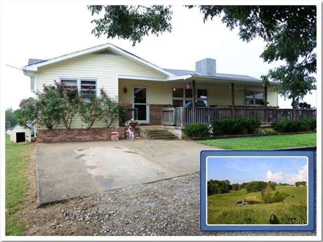 Частный односемейный дом для того Продажа на 203 Heard Ridge Road 203 Heard Ridge Road Monroe, Теннесси 38573 Соединенные Штаты