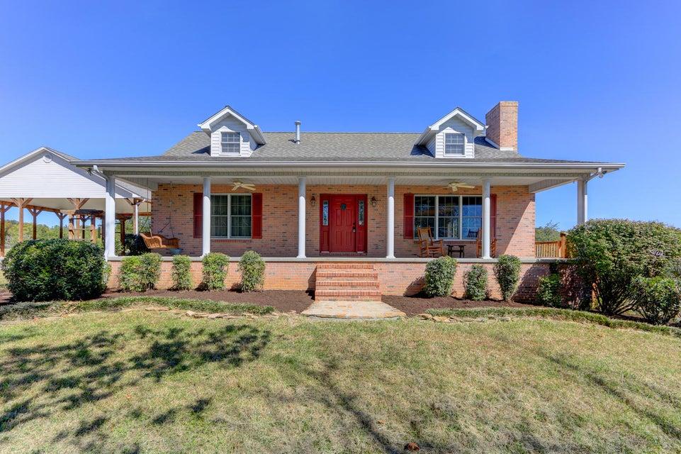 Single Family Home for Sale at 1754 Muddy Creek Road 1754 Muddy Creek Road Dandridge, Tennessee 37725 United States