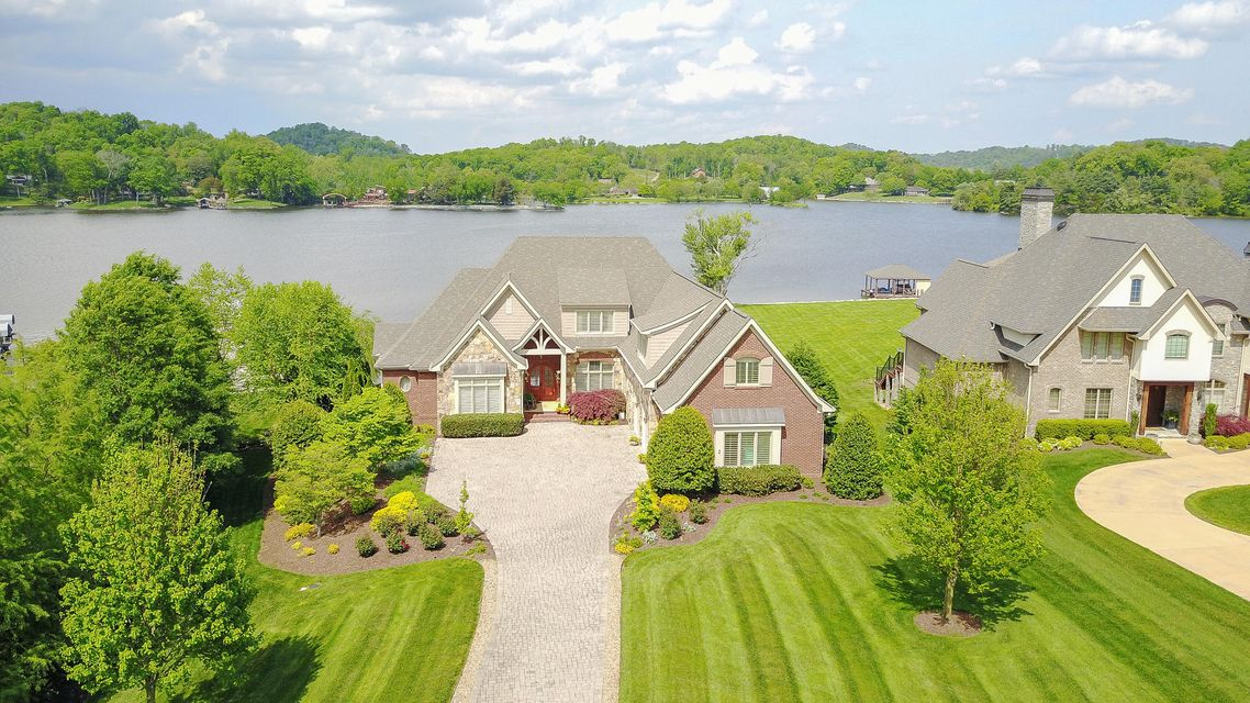 Maison unifamiliale pour l Vente à 3507 Waterside Way 3507 Waterside Way Louisville, Tennessee 37777 États-Unis