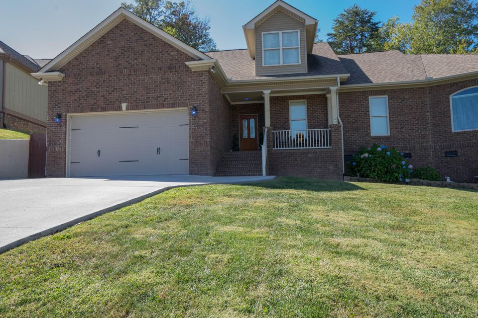 Single Family Home for Sale at 7449 Openview Lane 7449 Openview Lane Corryton, Tennessee 37721 United States