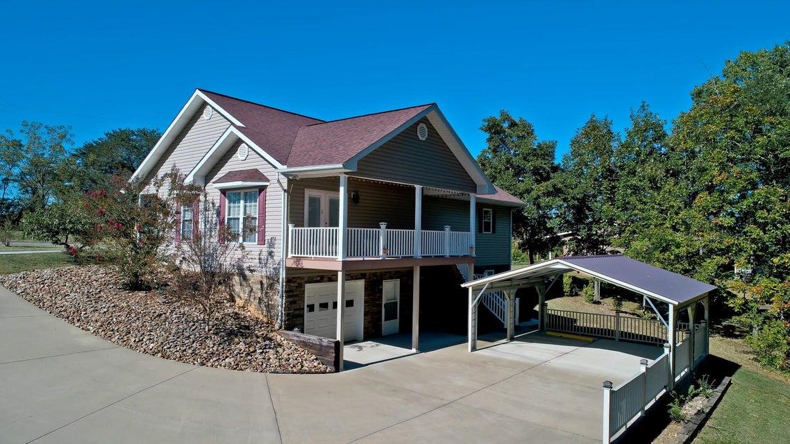Частный односемейный дом для того Продажа на 438 Sequoyah Drive 438 Sequoyah Drive Newport, Теннесси 37821 Соединенные Штаты