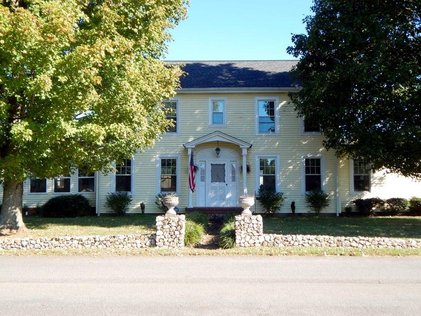 Maison unifamiliale pour l Vente à 603 Elm Street 603 Elm Street Philadelphia, Tennessee 37846 États-Unis