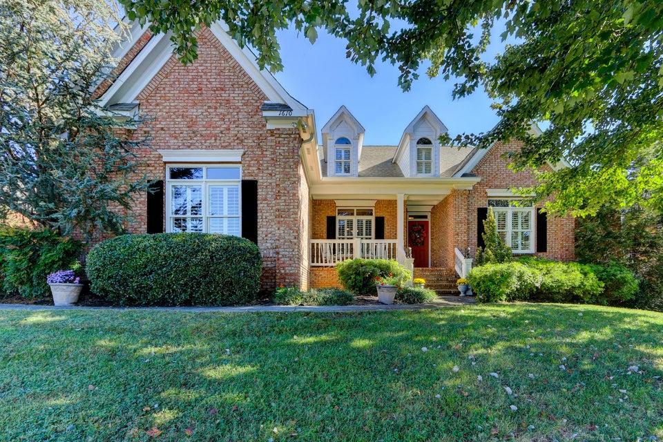 Maison unifamiliale pour l Vente à 1610 Pinnacle Point Drive 1610 Pinnacle Point Drive Alcoa, Tennessee 37701 États-Unis